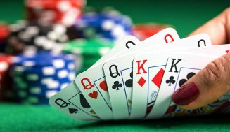 How to play poker online?
