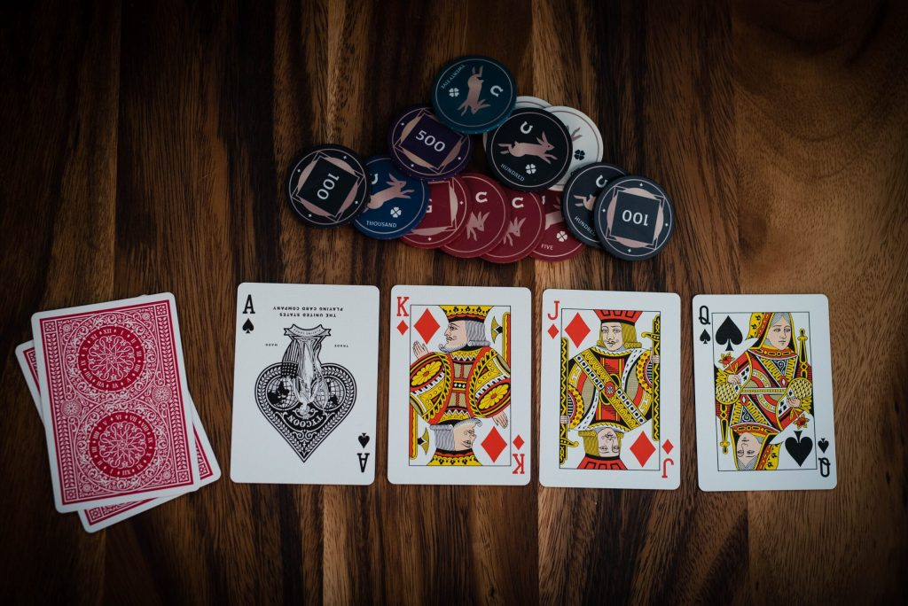 gambling games with friends online